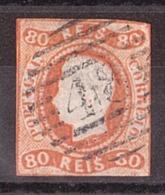 Portugal - 1866/67 - N° 23 - Louis 1er - Oblitérés