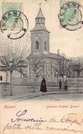 Romania - FOCSANI - Biserica Profetul Scmuil. - Romania