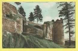 * La Roche En Ardenne (Luxembourg - La Wallonie) * (Edit Photo Lander - Eupen) Le Chateau Fort, Kasteel, Rare - La-Roche-en-Ardenne