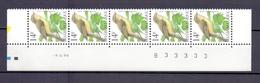 2623 Fitis  DATUMSTRIP 9IV96 POSTFRIS** A18 - 1985-.. Oiseaux (Buzin)