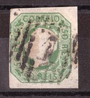 Portugal - 1862/64 - N° 16 - Louis 1er - Oblitérés