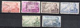 Serie  Nº 880/6  España - 1931-Hoy: 2ª República - ... Juan Carlos I