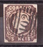 Portugal - 1862/64 - N° 13 - Louis 1er - Oblitérés
