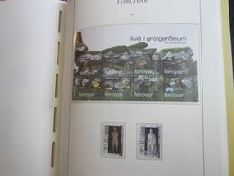 Faroe Islands 2007 , Facit 615 - 616 + Block 34 (Complete Sets) (FDC 1) - Féroé (Iles)