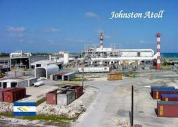 Johnston Atoll JACADS Building New Postcard - Sonstige