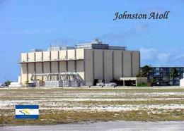 Johnston Atoll JOC Building New Postcard - Sonstige