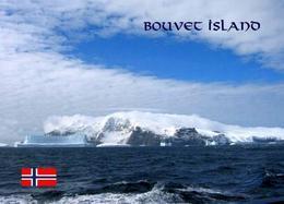 Bouvet Island View New Postcard Bouvetinsel Norwegen AK - Norwegen