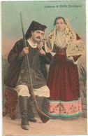 W4296 Costume Di Osilo (Sassari) - Folklore / Non Viaggiata - Costumi