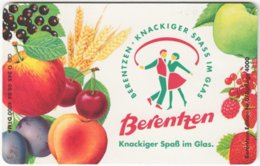 GERMANY O-Serie B-213 - 945 05.94 - Food, Fruit, Vegetable - MINT - Deutschland