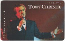 GERMANY O-Serie B-214 - 341D 03.94 - Musician, Tony Christie - MINT - Deutschland