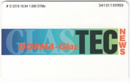 GERMANY O-Serie B-220 - 2219 10.94 - MINT - O-Series: Kundenserie Vom Sammlerservice Ausgeschlossen
