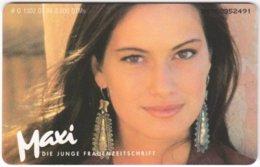 GERMANY O-Serie B-237 - 1302 07.94 - People, Woman, Advertising, Magazine - MINT - Deutschland
