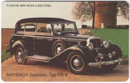GERMANY O-Serie B-239 - 1855 09.94 - Traffic, Historic Car - MINT - Deutschland