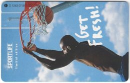 GERMANY O-Serie B-251 - 1243 07.94 - Leisure, Basketball - MINT - Deutschland