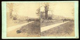 Stereoview - Furness Abbey Hotel CUMBRIA ENGLAND - Stereoscopi