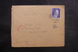 ALLEMAGNE - Enveloppe De Berlin Pour La France En 1943 Avec Contrôle Postal - L 38961 - Allemagne
