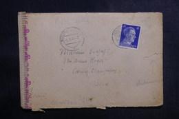 ALLEMAGNE - Enveloppe De Berlin Pour La France En 1944 Avec Contrôle Postal - L 38962 - Allemagne