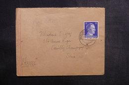 ALLEMAGNE - Enveloppe De Berlin Pour La France En 1943 Avec Contrôle Postal - L 38963 - Allemagne