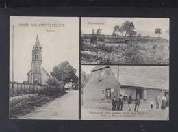 Carte Postale Staffelfelden 1915 - Wittenheim