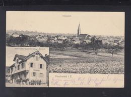 Carte Postale Hochstatt I. E. 1915 - Alsace