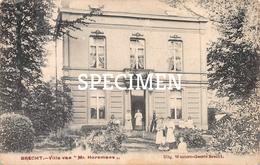 Villa Van Mr Horemans - Brecht - Brecht