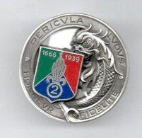 Insigne Du 2ème REC - Army & War