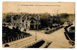 Bruxelles Laeken Rue Fransman Et Boulevard De Smedt De Nayer 377 1913 - Avenues, Boulevards