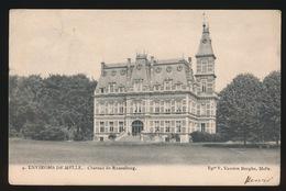 MELLE  - CHATEAU DE RUNENBORG - Melle