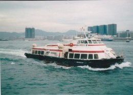 HOVERCRAFT>HM5>HONG KONG>FERRY - Hovercrafts