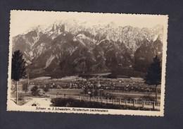 Liechtenstein Schann Mit 3 Schwestern , Fürstentum ( Foto A. Buck Schann Vaduz ) - Liechtenstein