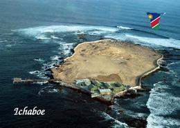 Namibia Ichaboe Island Aerial View New Postcard - Namibia