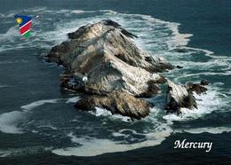 Namibia Mercury Island Aerial View New Postcard - Namibia