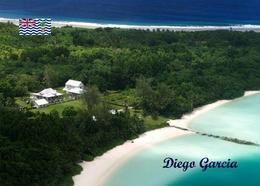 Diego Garcia Island View New Postcard - Postales