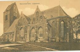 Loppersum; Hervormde Kerk - Niet Gelopen. (W. Pastoor) - Pays-Bas