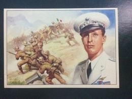 Duca D'Aosta Eroica Difesa Dell'Amba Alagi FRANCHIGIA WWII -  Amedeo Di Savoia - Comandante A.O.I. 1940-1941 - Italië
