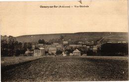 CPA CHÉMERY-sur-BAR - Vue Générale (135180) - Otros Municipios