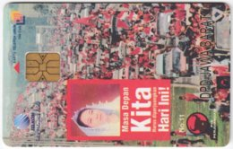 INDONESIA A-281 Chip Telekom - Used - Indonesien
