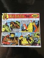 RIN TIN TIN 8 LA GIULIA GORIZIA RARO TESTO ITALIANO BUBBLE GUM - Snoepgoed & Koekjes
