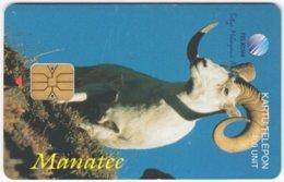 INDONESIA A-314 Chip Telekom - Animal, Aries - Used - Indonesien