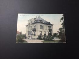 Petite Espinette - Villa Green House - Avenue Boesdael - Rhode-St-Genèse - St-Genesius-Rode
