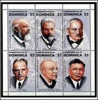 Dominique  Nobel Adolf Von Baeyer Eduard Buchner Carl Bosch Otto  MNH - Premio Nobel