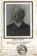 Deutschland - 30 Juli 1898 - Mort De Bismarck - Personnages
