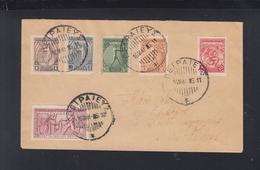Greece Cover 1906 - 1906 Zweite Olympische Spiele