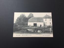 Saint-Leger - Cour De Ferme Et Le Ton - Steenput - Estaimpuis