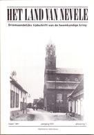 Tijdschrift Het Land Van Nevele - Artikels Oa Hansbeke & Poeke - 1991 - History