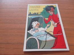 Chromo, Farine Lactee Stauffer, - Autres