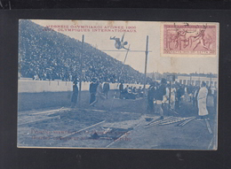 Greece PPC Olympic Games 1906 - Griechenland