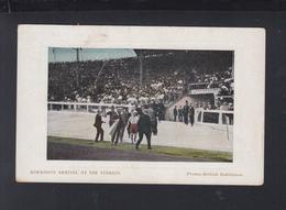 UK Exhibition PPC Dorando's Arrival At The Stadium - Olympische Spiele