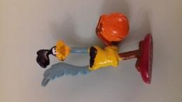 FIGURINE WARNER BROS 1999 BIP BIP BASKET - Figurines
