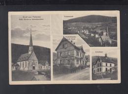 Dt. Reich AK Gruß Aus Peterstal 4 Ansichten - Bad Peterstal-Griesbach